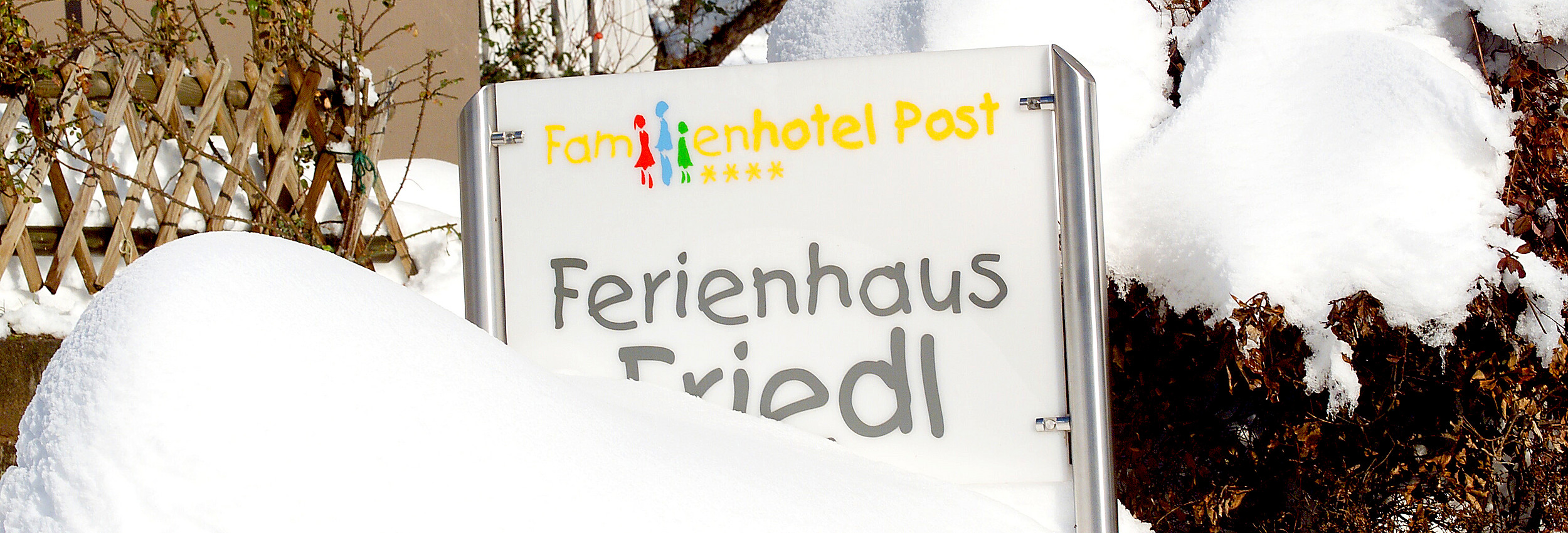 Appartements des Familienhotels Post in Kärnten
