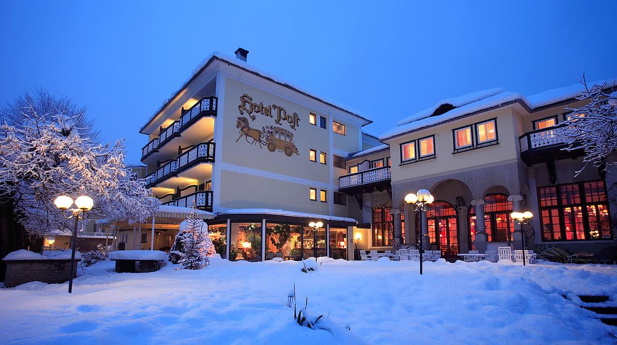 Kinderhotel k rnten am millst tter see familienhotel post for 4 sterne hotel dortmund