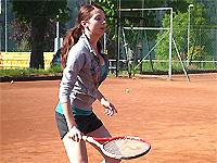 tennis, tennisplatz, tenniskurs