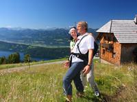 Pärchen auf der Millstätter Alpe